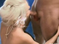 Sparkle Wet Blowjob From MILF