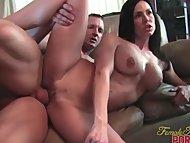 Fit Pornstar Kendra Lust Gets Fucked