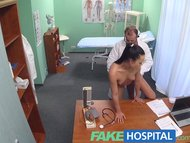 FakeHospital Doctor needs the nurse to help him with his master plan