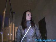 PublicAgent Very skinny women fucked in the ass