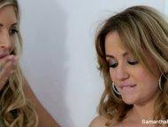 Samantha Saint's Hot Lesbian Threesome