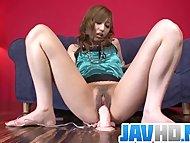 Japanese masturbation solo along nasty MeriВKanami