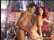 brazilian party fuck orgy