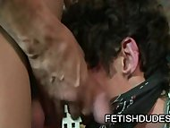 Derrick Paul: Fetish Master Ass Worshipping Episode