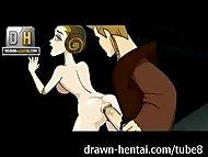 Star Wars Porn - Padme loves anal