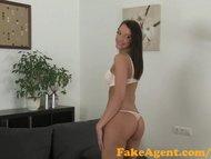 FakeAgent Super fit brune...
