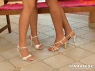 PARADISE FILMS Amazing Hot Lesbian Teens