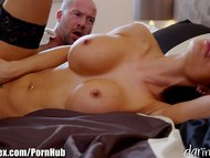 DaringSex Busty MILF Caught Masturbating