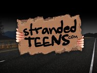 Stranded Teens - Sexy teen Anita does some hitchhiking