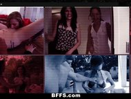 BFFs - BFFS - Horny Sluts On The Prowl For Big Cock