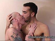 Euro Bareback Threesome