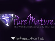 HD - PureMature Sensual sex with busty Janet Mason and guy