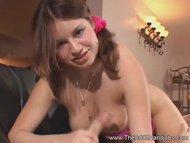 Exotic Tatiana Handjob