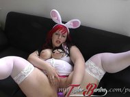 Taylor-Burton - Big beautiful bunny for you! BBW-Easter-special
