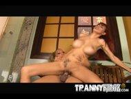 Tranny Slut Sheila And Red Hair Cynthia