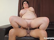Busty BBW MILF Serenity Sinn Oiled and Fucked by the Pool