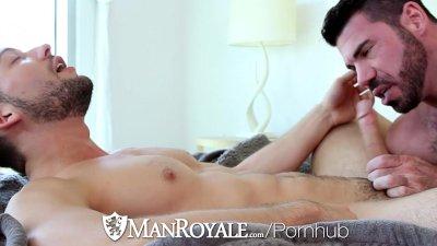 ManRoyale - Buff Buddies Kyle Kash and Billy Santoro Fuck