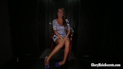 Gloryhole Secrets I want that cum