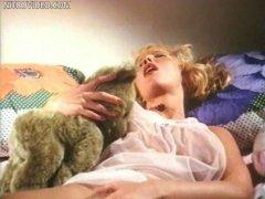 Carol Connors Masturbates in Her Sleep