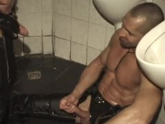 Leather Piss Fest
