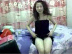 China bitch girl Fu Zhonghua