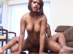 bigtitty latina Yolanda Garcia gets fucked hard
