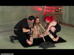 Brutal FemDom MaleDom BDSM Duo