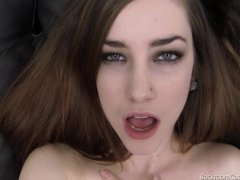 Georgous Teen on Casting Couch