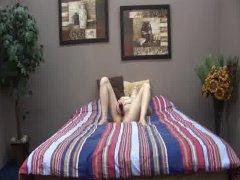 SheFuckedUp Big boobs amateur teen Rosy Banks webcam dildo fuck s
