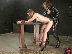 - Brutal Femdom Punishment