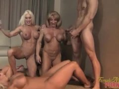 Reverse Gangbang With Ashlee Chambers  Wild Kat  Amazon Alura 2 of 2
