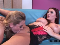 - Hot threesome with Sop...