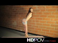 - HD POV Lovely little t...
