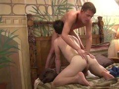 Jake Lyons and Brandon Wilde