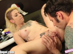 BurningAngel Punk Miss Genocide After School Fuck Lesson