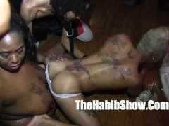 chi town Freaknik BBW bash they wildin out Chiraq style