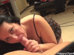Alisa mature woman loves to suck