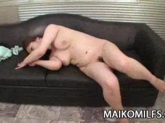 Yuriko Hoshino   Busty Japan Wife Drilled By Young Cock