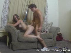 Wicked   Hot sex caught on hotel camera