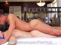 HD   GayRoom Joey has dripping wet cock for Javier