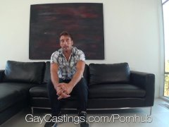 HD GayCastings   Cute and shy American boy is fucked by the casting agent