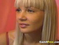 Hot Blonde Teen Naked On ...