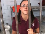 cute teen fucked in prison