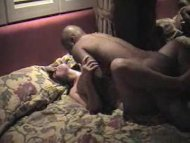BBW passes out while cumm...