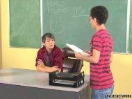 Gay Teacher Fantasy Comes...