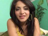 Exotic beauty Andrea Kell...