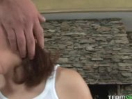 brunette Chanel Chavez de...