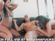 Natasha's Lesson in Rough...