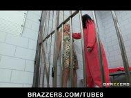 Busty lesbian prisoner ma...