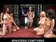 BRAZZERS LIVE SHOW Ava A...